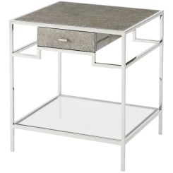 Theodore Alexander Side Table Element