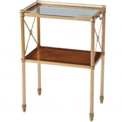 Theodore Alexander Side Table Emilia