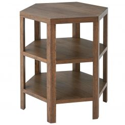Theodore Alexander Side Table Hex