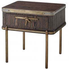 Theodore Alexander Side Table Iconic