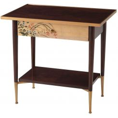 Theodore Alexander Side Table Left Chinoiserie Kyoto