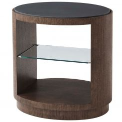 Theodore Alexander Side Table Nevio