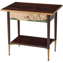 Theodore Alexander Side Table Right Chinoiserie Kyoto