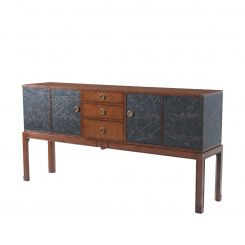 Theodore Alexander Sideboard An Ode On Black