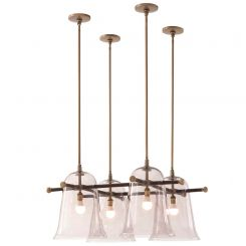 Theodore Alexander Campanello Ceiling Light
