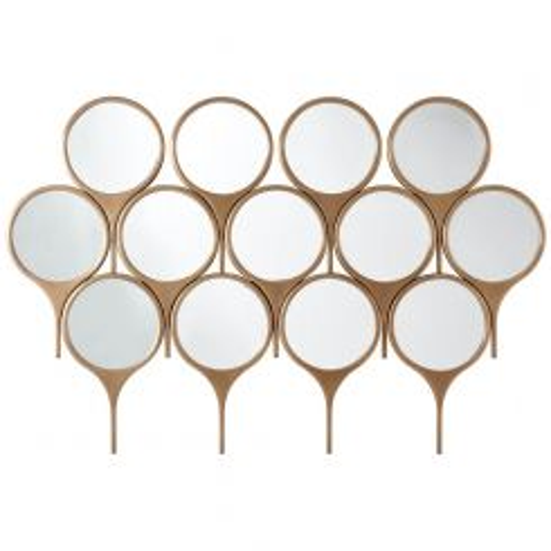 Theodore Alexander Urbane Loop Wall Mirror
