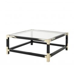 Theodore Alexander Squared Coffee Table Cutting Edge