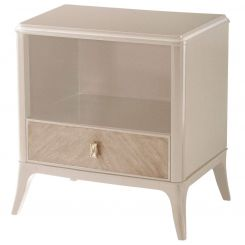 TA Studio Gemma Bedside Table - Lux Finish