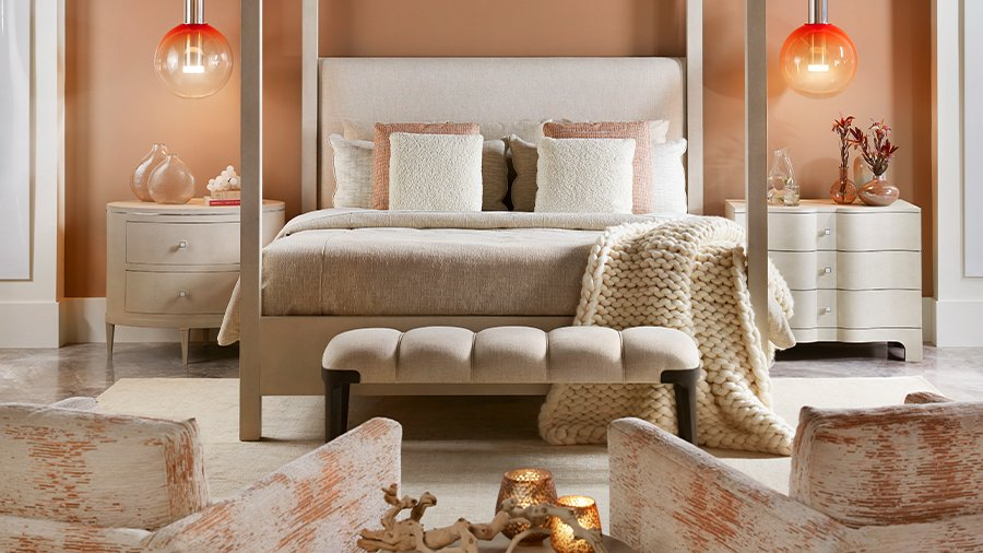 Theodore Alexander Upholstery Collection